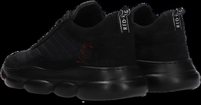 RED-RAG Baskets basses 13483 en noir  - large