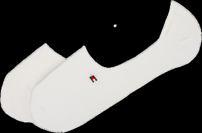 TOMMY HILFIGER Chaussettes 342024001 en blanc - large