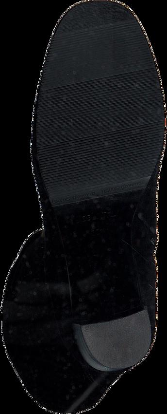 Zwarte NOTRE-V Lange laarzen 173/03  - larger