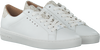 MICHAEL KORS Baskets IRVING LACE UP en blanc - small