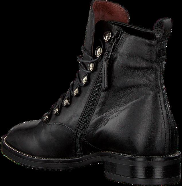 Zwarte MJUS Veterboots 108208 - large