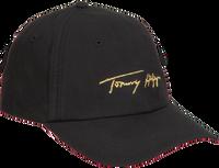 Zwarte TOMMY HILFIGER Pet SIGNATURE CAP  - medium