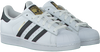 ADIDAS Baskets SUPERSTAR DAMES en blanc - small