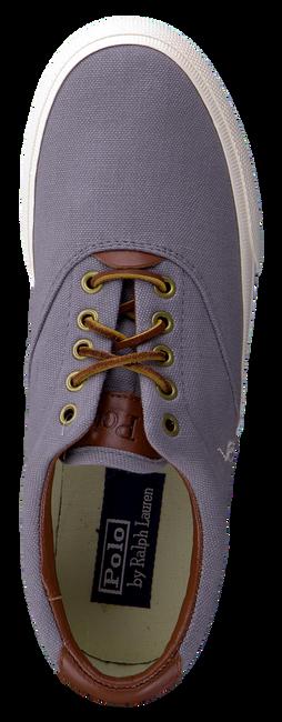 POLO RALPH LAUREN Chaussures à lacets VAUGHN en gris - large