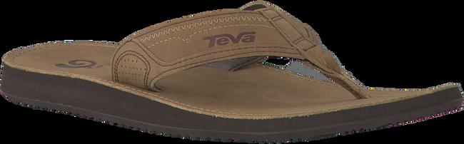 TEVA Tongs 4167 BENSON en marron - large