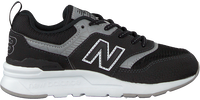 NEW BALANCE Baskets basses PR997 M en noir  - medium