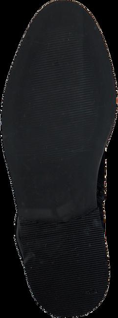OMODA Bottines à lacets R16136 en noir - large