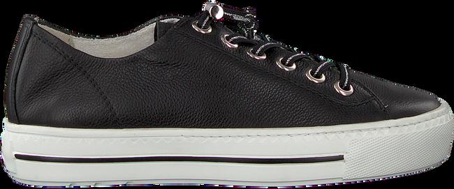 PAUL GREEN Baskets basses 4938-016 en noir  - large