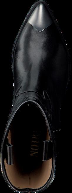 Zwarte NOTRE-V Enkellaarsjes A1360  - large