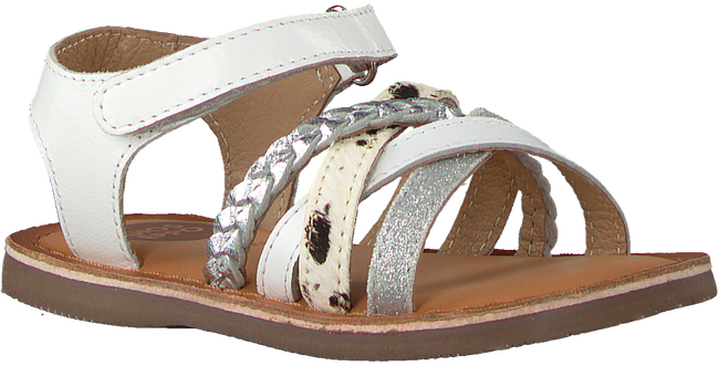 GIOSEPPO Sandales TREZO en blanc  - large