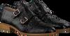PERTINI Chaussures à enfiler 15216 en bleu  - small