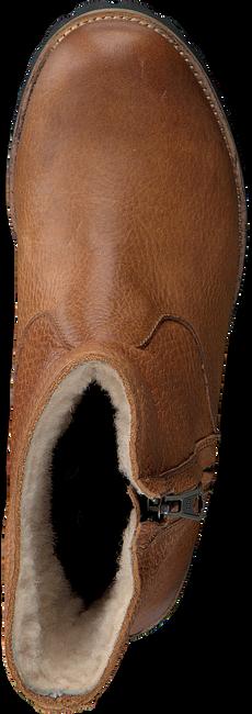 BLACKSTONE Biker boots OL24 en cognac - large