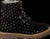 UNISA Bottines à lacets NOPU-HE en noir - small