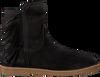 GIGA Bottes hautes 8671 en noir - small