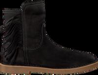 Zwarte GIGA Lange laarzen 8671  - medium