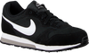 NIKE Baskets MD RUNNER 2 (GS) en noir - small