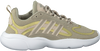 Grijze ADIDAS Lage sneakers HAIWEE C  - small