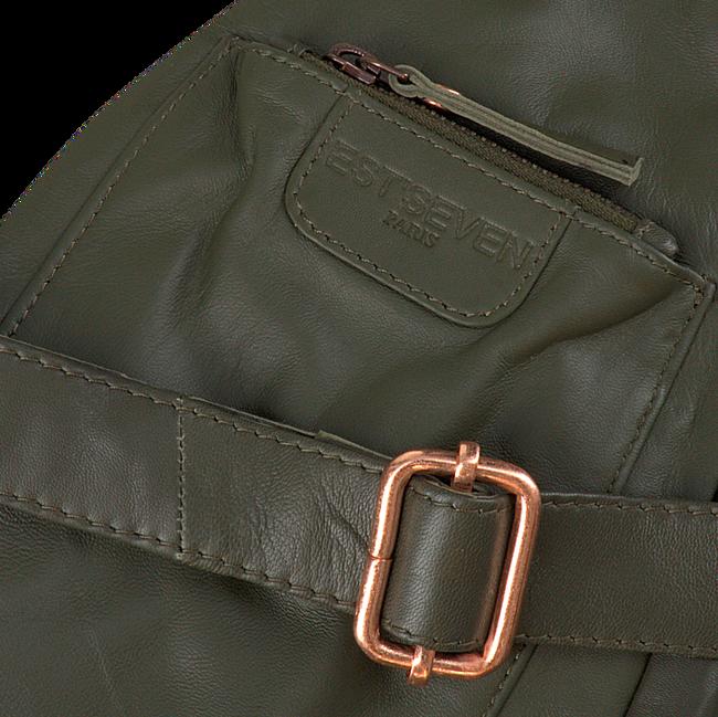 EST'SEVEN Sac bandoulière EST' LEATHER BAG MIREL en bronze  - large