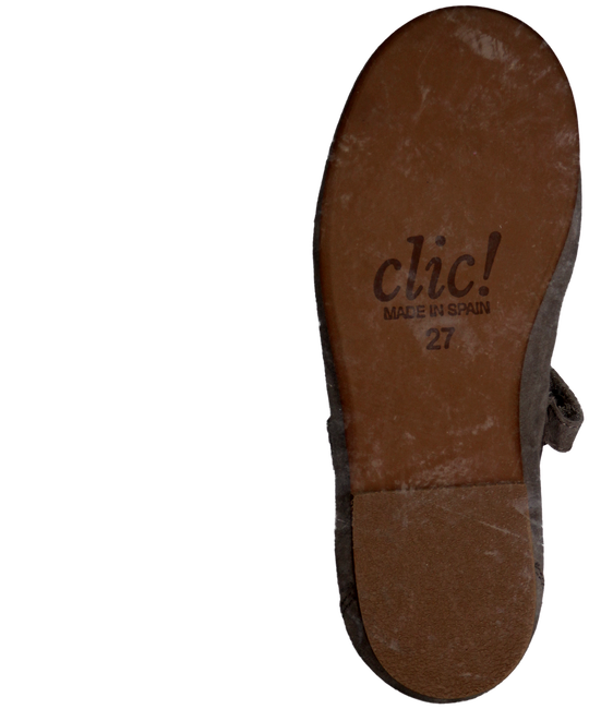 Beige CLIC! Ballerina's CL7364  - large
