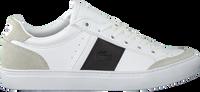 Witte LACOSTE Lage sneakers COURTLINE 319 - medium