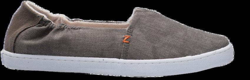 Grijze HUB Sneakers FUJI  - larger
