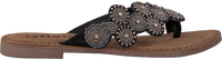 Zwarte LAZAMANI Slippers 75.645  - medium