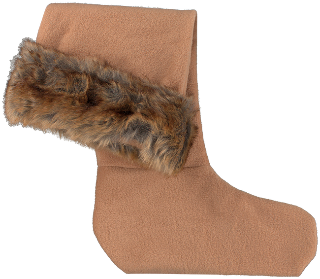 DUBARRY Chaussettes CHINCILLA en marron - large