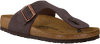 BIRKENSTOCK PAPILLIO Tongs RAMSES en marron - small