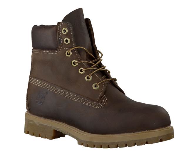 TIMBERLAND Bottillons 6IN PREMIUM FTB en marron - large