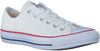 Witte CONVERSE Sneakers ALL STAR OX  - small