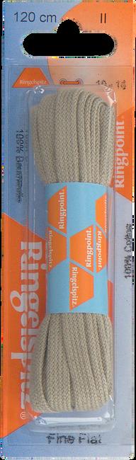 Beige RINGPOINT Veters VETER PLAT 120 CM - large