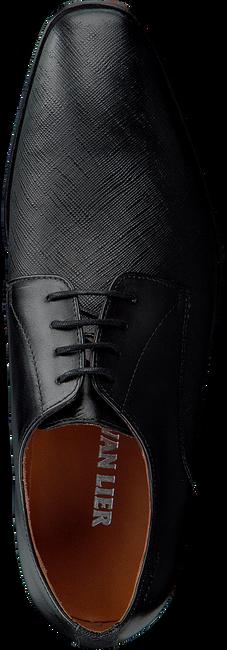 VAN LIER Richelieus 6030 en noir - large