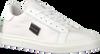 ANTONY MORATO Baskets basses MMFW01275 en blanc  - small