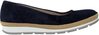 Blauwe GABOR Instappers 400  - medium
