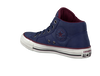 Blue CONVERSE shoe AS CYPHE MID  - small