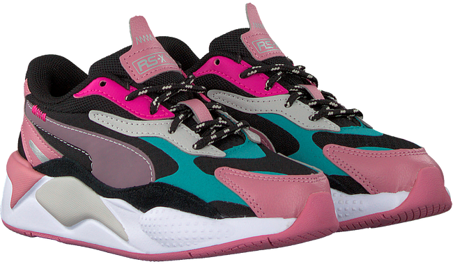 Roze PUMA Lage sneakers RS-X3 CITY ATTACK PS  - large