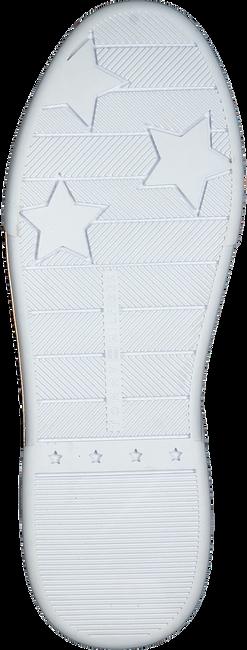 TOMMY HILFIGER Baskets basses BRANDED OUTSOLE METALLIC en blanc  - large