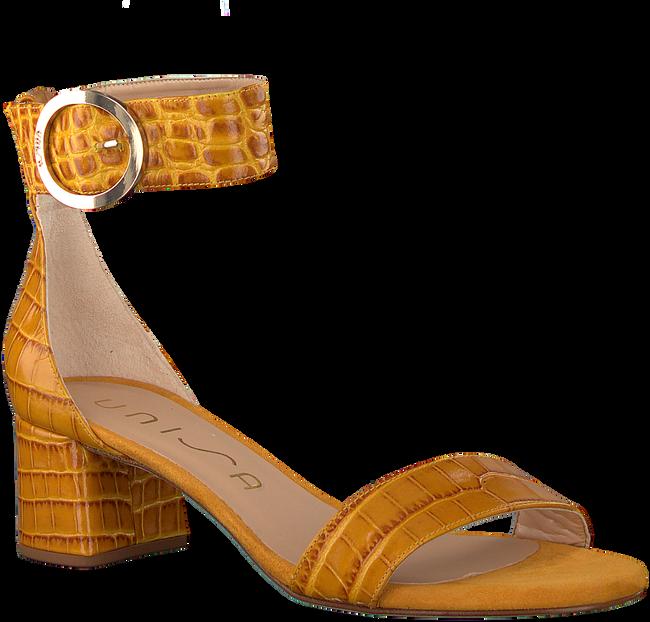 UNISA Sandales GINA en jaune  - large