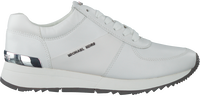 MICHAEL KORS Baskets ALLIE TRAINER en blanc  - medium