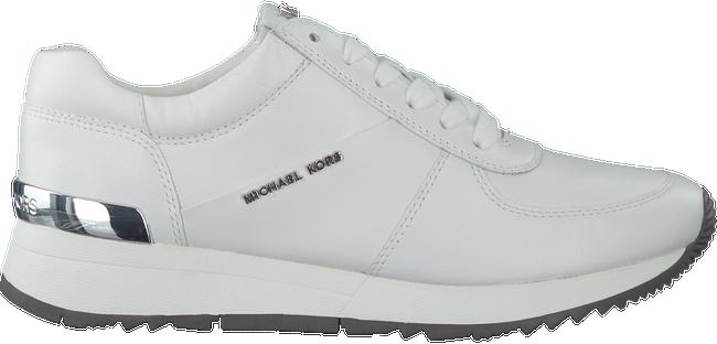 MICHAEL KORS Baskets ALLIE TRAINER en blanc  - large