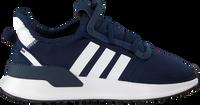 ADIDAS Baskets basses U_PATH RUN C en bleu  - medium
