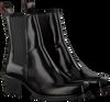 Zwarte SCOTCH & SODA Chelsea boots SHEILA 19741036 - small