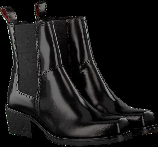 Zwarte SCOTCH & SODA Chelsea boots SHEILA 19741036 - large