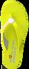 DKNY Tongs TOKEN en jaune - small