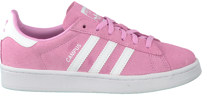 ADIDAS Baskets CAMPUS J en rose - large