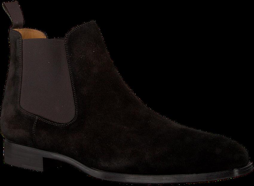 Cognac MAGNANNI Chelsea boots 20109 - larger