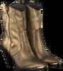 Gouden TORAL Enkellaarzen 12031  - small