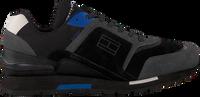 Zwarte TOMMY HILFIGER Lage sneakers DORIAN 1C  - medium