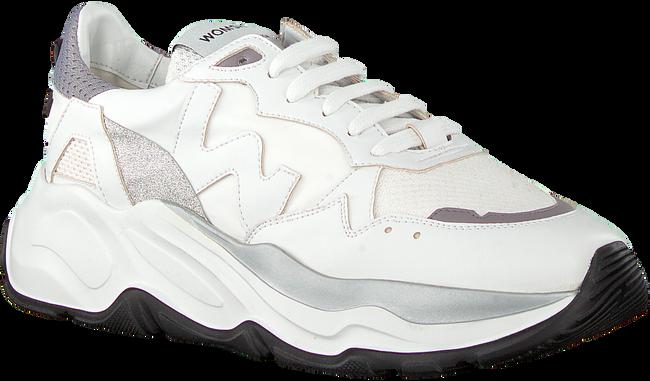 Witte WOMSH Lage sneakers VEGAN FUTURA  - large