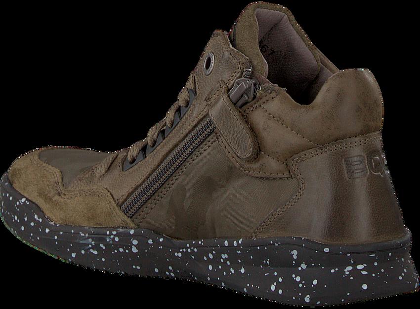 Groene BRAQEEZ Sneakers THOMAS TERRA - larger